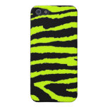 Neon Zebra iPhone Case Cover For iPhone 5