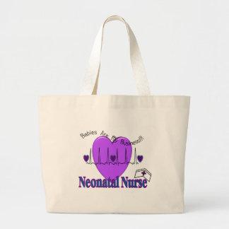 Neonatal Nurse Gift Ideas--Unique Designs Tote Bag