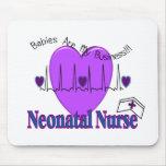 Neonatal Nurse Gift Ideas--Unique Designs Mouse Pad