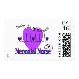 Neonatal Nurse Gift Ideas--Unique Designs Postage Stamps