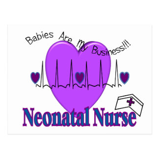 Neonatal Nurse Gift Ideas--Unique Designs Postcard