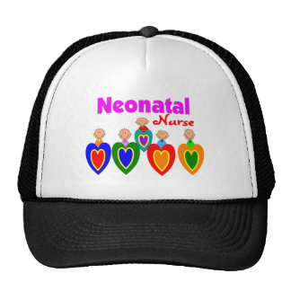 Neonatal Nurse Gifts---Adorable Babies on QRS Hat