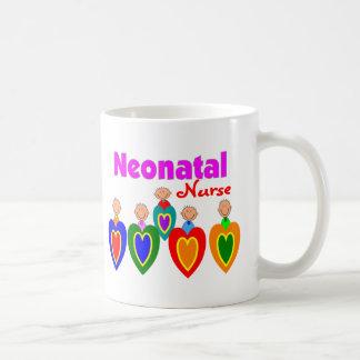 Neonatal Nurse Gifts---Adorable Babies on QRS Mug