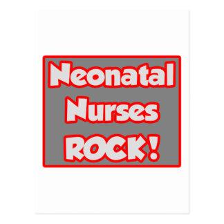 Neonatal Nurses Rock! Postcard