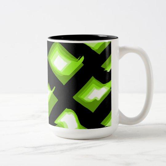 Neonblox Two-Tone Coffee Mug