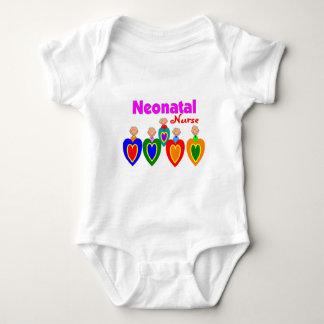 Neontal Nurse--Adorable Baby Graphics Baby Bodysuit