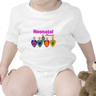Neontal Nurse--Adorable Baby Graphics Tees