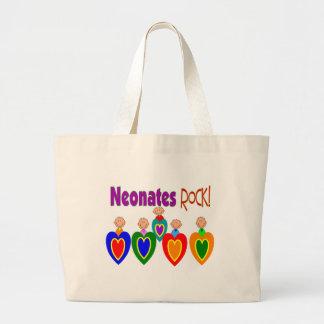 Neontal Nurse Gifts Neonates ROCK Tote Bags