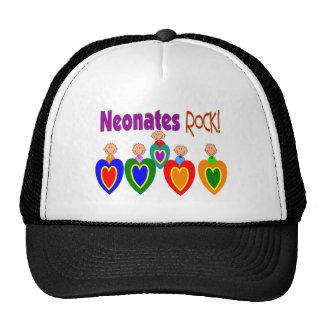 Neontal Nurse Gifts Neonates ROCK Hats