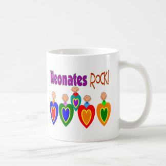 Neontal Nurse Gifts Neonates ROCK Mugs