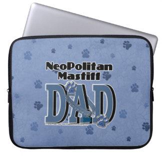 Neopolitan Mastiff DAD Laptop Sleeves
