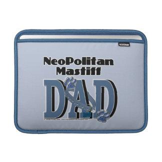 Neopolitan Mastiff DAD MacBook Air Sleeve