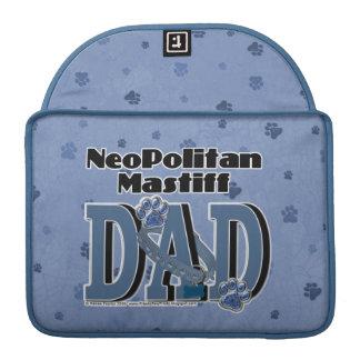 Neopolitan Mastiff DAD MacBook Pro Sleeve
