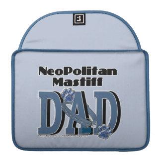 Neopolitan Mastiff DAD Sleeve For MacBooks