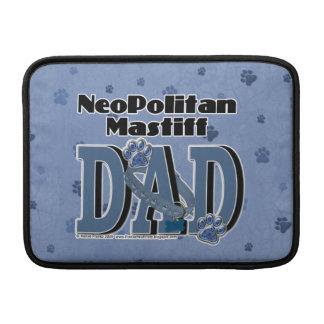Neopolitan Mastiff DAD Sleeves For MacBook Air
