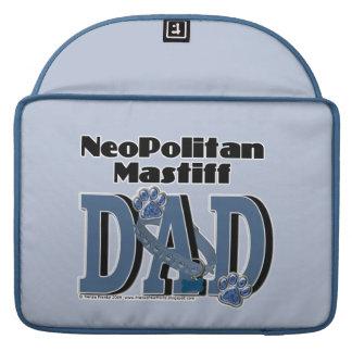 Neopolitan Mastiff DAD Sleeves For MacBooks