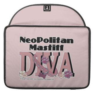 Neopolitan Mastiff DIVA MacBook Pro Sleeve