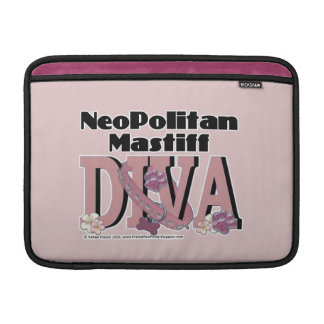 Neopolitan Mastiff DIVA Sleeve For MacBook Air