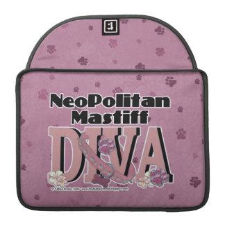 Neopolitan Mastiff DIVA Sleeve For MacBooks