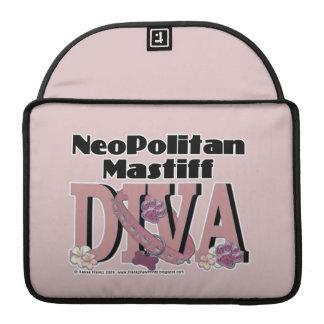 Neopolitan Mastiff DIVA Sleeves For MacBook Pro