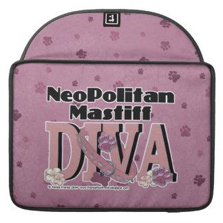 Neopolitan Mastiff DIVA Sleeves For MacBooks