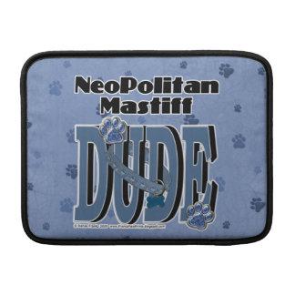 Neopolitan Mastiff DUDE MacBook Air Sleeves