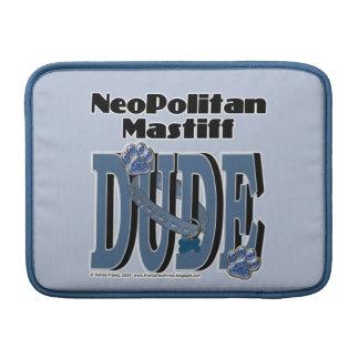 Neopolitan Mastiff DUDE Sleeves For MacBook Air