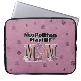 Neopolitan Mastiff MOM Computer Sleeve