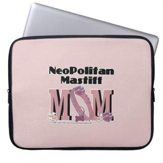 Neopolitan Mastiff MOM Laptop Sleeve