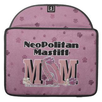 Neopolitan Mastiff MOM Sleeve For MacBooks
