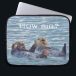 "Neoprene Laptop Sleeve 10 inch of otters<br><div class=""desc"">Neoprene Laptop Sleeve 10 inch of otters</div>"