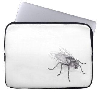 Neoprene Laptop Sleeve 13 inch, Rebel Fly