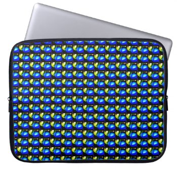 "Neoprene Laptop Sleeve 15 Inch 10"" 13-14"" by CREATIVEforBUSINESS at Zazzle"