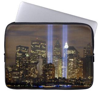 Neopreno grande LaptopSleeve 13inch de NewYork Fundas Ordendadores