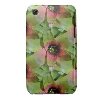 Neoregelia Bromeliad 'Tossed Salad' Case-Mate iPhone 3 Case