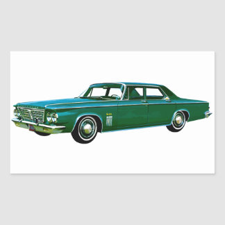 Neoyorquino 1963 de Chrysler Rectangular Altavoces