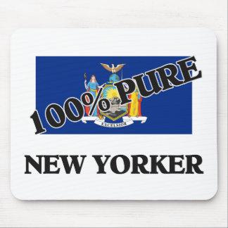 Neoyorquino del 100 por ciento tapete de ratones