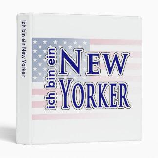 """""""neoyorquino del ein del compartimiento del ich """""""