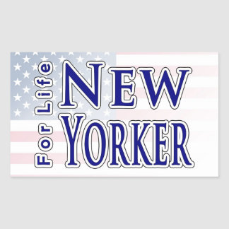 Neoyorquino para la vida rectangular altavoz