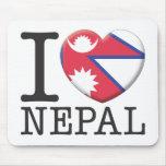 Nepal Alfombrillas De Ratón