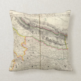 Nepal, Asia 83 Throw Pillow