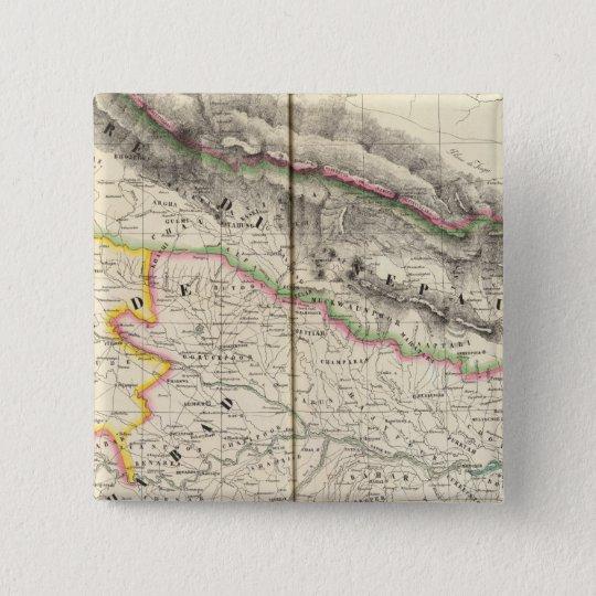 Nepal, Asia 83 Pinback Button