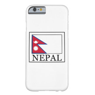 Nepal Barely There iPhone 6 Case