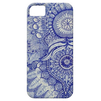 Nepal Blues iPhone SE/5/5s Case