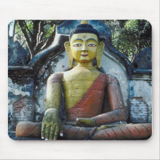 Nepal Buddha Mousepad