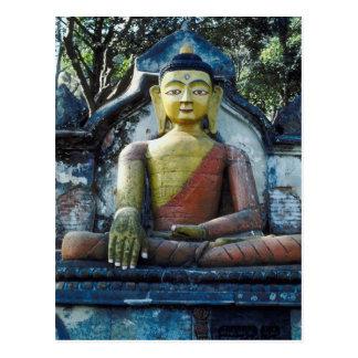 Nepal Buddha Postcard