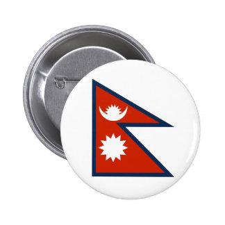 Nepal Button