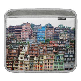 Nepal City Photo iPad pad Horizontal Sleeve For iPads