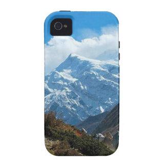 Nepal el monte Everest: Glaciares, lagos, visión Vibe iPhone 4 Carcasa