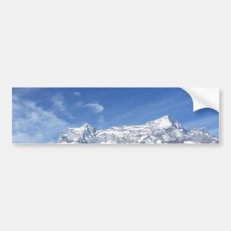 Nepal Etiqueta De Parachoque